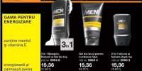 Produse ingrijire barbati energizante Essentials Avon Men