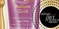 Masca pentru fata cu extract de aur si Oud