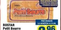 Rostar Petit Beurre