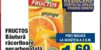 Fructos bautura racoritoare necarbonatata