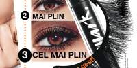 Mascara mark. Spectralash