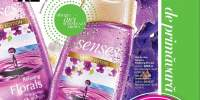 Gel de dus Senses Relaxing Florals