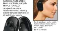 Set de aparatoare pentru urechi