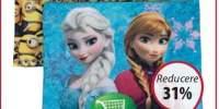 Geanta pentru cosmetice Frozen/Minions