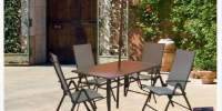 Set mobilier x 6 piese tip rattan