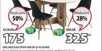 Masa si scaune Obling/Kastrup