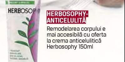 Crema anticelulitica Herbosophy