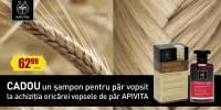 Vopsea de par Apivita - cadou sampon Propoline