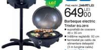 Barbeque electric Tristar BQ-2816