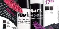 Mascara mark. Big&Daring
