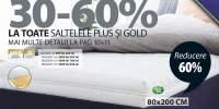Saltea din spuma Gold F15