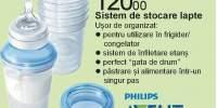 Sistem de stocare lapte