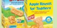 Biscuiti pentru copii Hipp