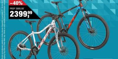 Bicicleta MTB Peak Deore barbati/ femei KTM