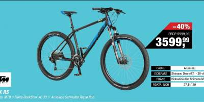 Bicicleta MTB Peak RS KTM