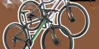 Bicicleta barbati/ femei Kilimanjaro Pro