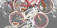 Bicicleta de oras Cruiser Promenade