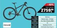 Bicicleta Whistler Pro 29 Focus