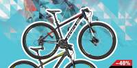 Bicicleta MTB Evo barbati/femei