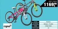 Bicicleta copii Dirt Berry/Rider Cygnus