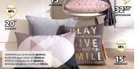 Reducere intre 30-70% la toate paturile si perne decorative