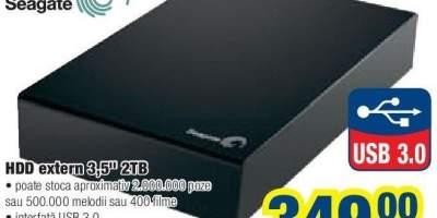 HDD extern 3.5'' STB Seagata