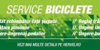 Service biciclete Hervis Sports
