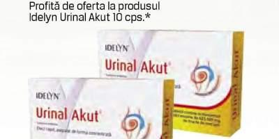 Medicamente infectii urinare Walmark Urinal Akut