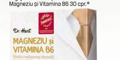 Vitamine si minerale Dr. Hart