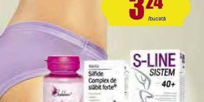 25% Reducere la produsele pentru slabit