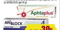 Aftiblock/ Aphtaplus