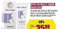Produse ingrijire bebelusi Bioclin Multi-Mam