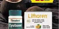 25% reducere la produsele pentru litiaza renala