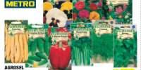 Agrosel seminte legume si flori