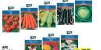 Seminte legume si flori