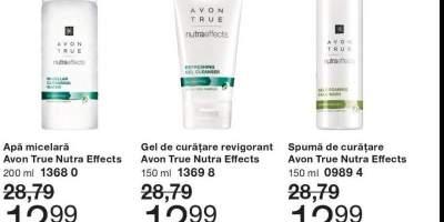 Cosmetice ingrijirea tenului Avon Nutra Effects 12.99 lei