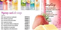 Spray de corp Avon Naturals