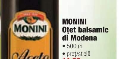 Otet balsamic di Modena Monini