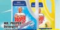 Mr. Proper detergent universal 5 L