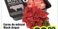 Carne de manzat Black Angus