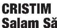 Salam sasesc Cristim