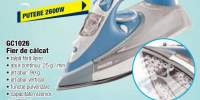 Fier de calcat Philips GC1026