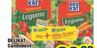 Condimente legume Delikat