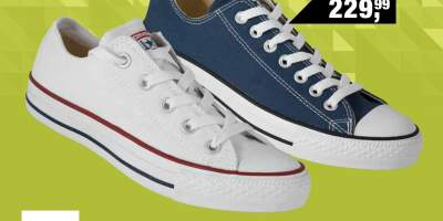 Incaltaminte timp liber adulti Chuck Taylor All Star Low Converse