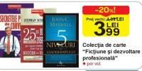 olectia de carte 'Fictiune si dezvoltare profesionala'