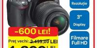 Aparat foto Nikon D5100