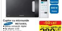 Cuptor cu microunde Samsung ME73A/BOL