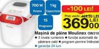 Masina de paine Moulinex OW3101