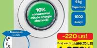 Masina de spalat Samsung WF60F4E0N0W/LE