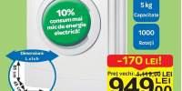 Masina de spalat Indesit IWSE5105